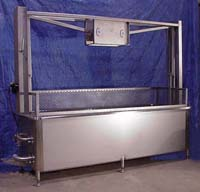 Stainless Steel Safety Lift Basket