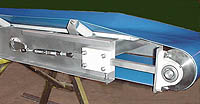 Stainless Steel Super Clean Conveyors